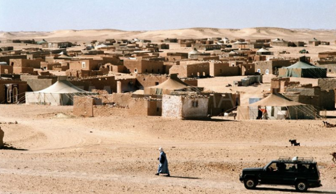 Protesters Barr Algeria's Energy Minister from Visiting Tindouf