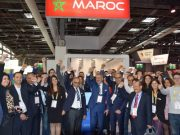16 Moroccan start-ups attend the Vivatech conference in Paris. Photo credit: MAP