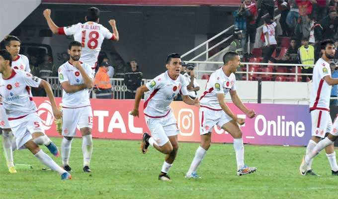 WAC to Face Esperance de Tunis at the African Champions League Finals