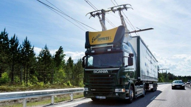 Germany's Road Revolution: A New e-Highway for Trucks