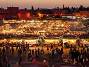 French Survey: 25% Would not Visit Marrakech Because of 'Over-Tourism'