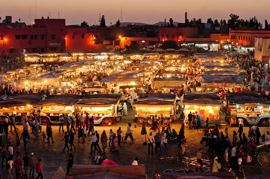 Marrakech to Host Street Food Festival in Jemaa El Fna Square
