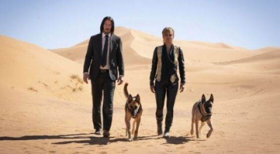'John Wick: Chapter 4' Confirmed for May 2021 Release