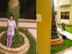 Saudi Employer Ties Female Domestic Worker to Tree, Stirs Outrage