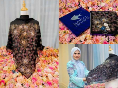 A Malaysian Businesswoman Spent $11,927.00 to Buy One-Of-A-Kind Hijab