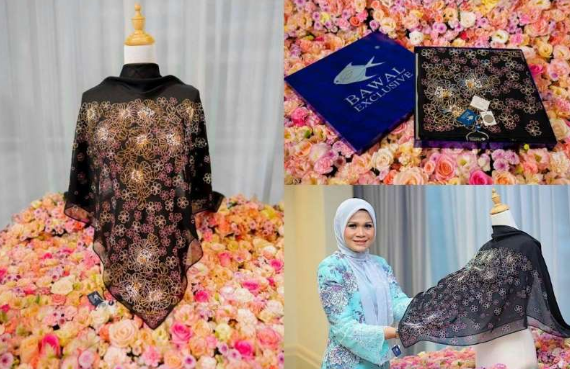 most expensive hijab