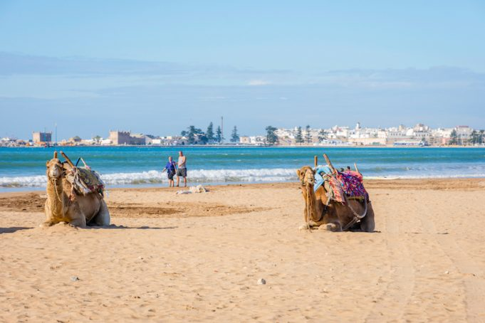 21 Moroccan Beaches Receive Blue Flag's Environment Approved Label