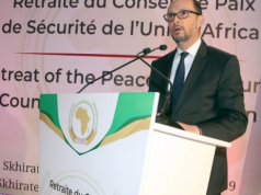 AU Peace and Security Council Holds Meeting in Morocco