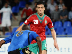 Abderrazak Hamdallah Walks Out of Morocco's 2019 CAN Training Camp
