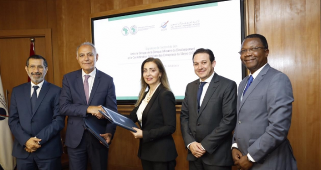 AfDB, CGEM Sign $560,000 Partnership to Support Moroccan Companies in Africa