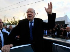 Aides Say Tunisian President Essebsi's Health is Improving