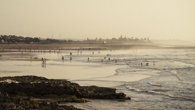 The annual national report on the cleanliness levels of Moroccan beaches find Ain Atiq near Rabat does not meet cleanliness standards.
