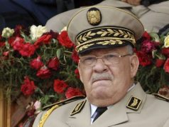 Algeria's Military Chief Labels Army Critics 'Enemies of Algeria'