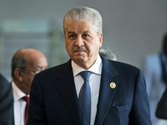 Algeria Arrests Former PM Abdelmalek Sellal