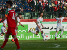 Football Fans Kick Government Officials Out of Stadium Before Algerian Cup Final