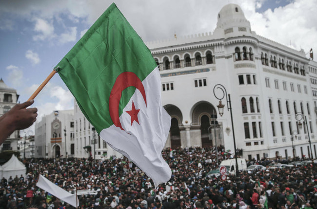 Algerian Security Services Continue to Arrest Protesters During Peaceful Demonstrations