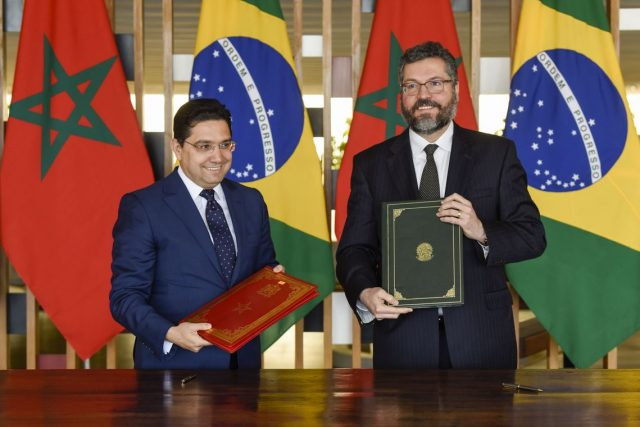 Brazil Gives a Boost to Morocco's Stance on Western Sahara