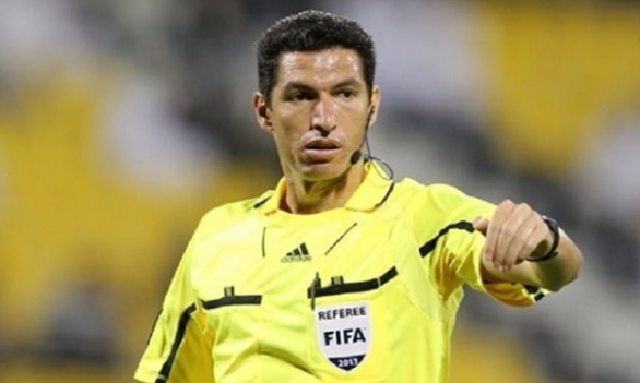 CAF Lifts Egyptian Referee's Suspension Despite WAC-EST Match Mistakes