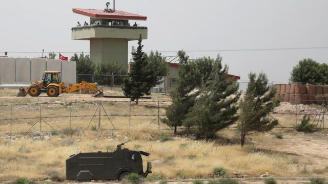 Despite Targeted Attack on Turkish Outpost, Syria Claims No Hostile Intentions