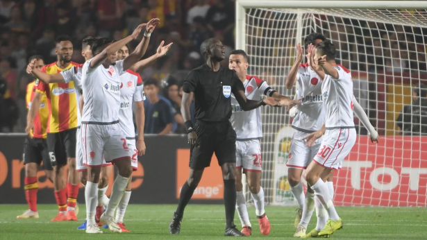 ES Tunis Broke VAR Rule for 2nd Time in CAF Champions League Finals