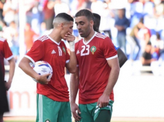 FRMF: Moroccan Player Hamdallah Left Training Camp 'Due to Injury'