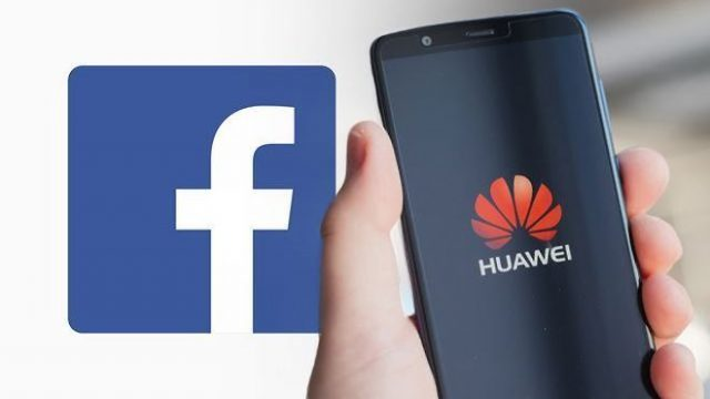 Facebook Bans Huawei from Pre-Installing Apps on New Phones