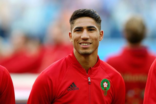 Forbes Middle East's Arab 30 under 30 Includes Morocco's Achraf Hakimi