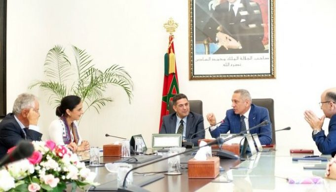 The memorandum was signed today in Rabat between GIMAS, the Ministry for Industry, the Ministry for Education and the Office for Professional Training and Job Promotions (OFPPT).