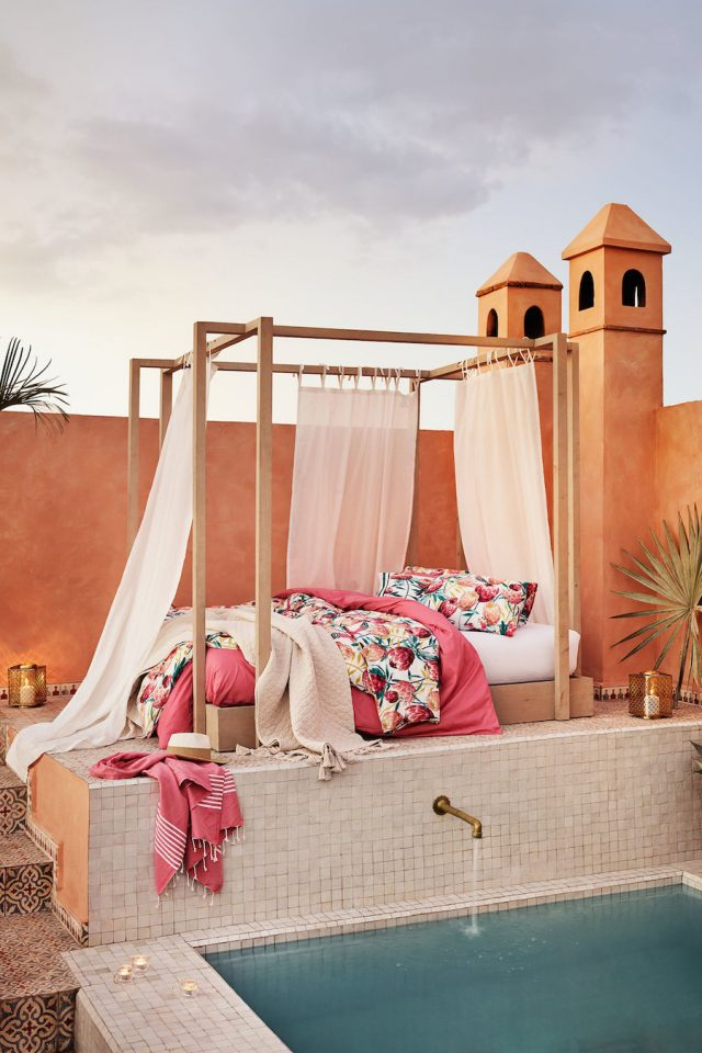 H&M Home's Moroccan Inspired Summer Collection.
