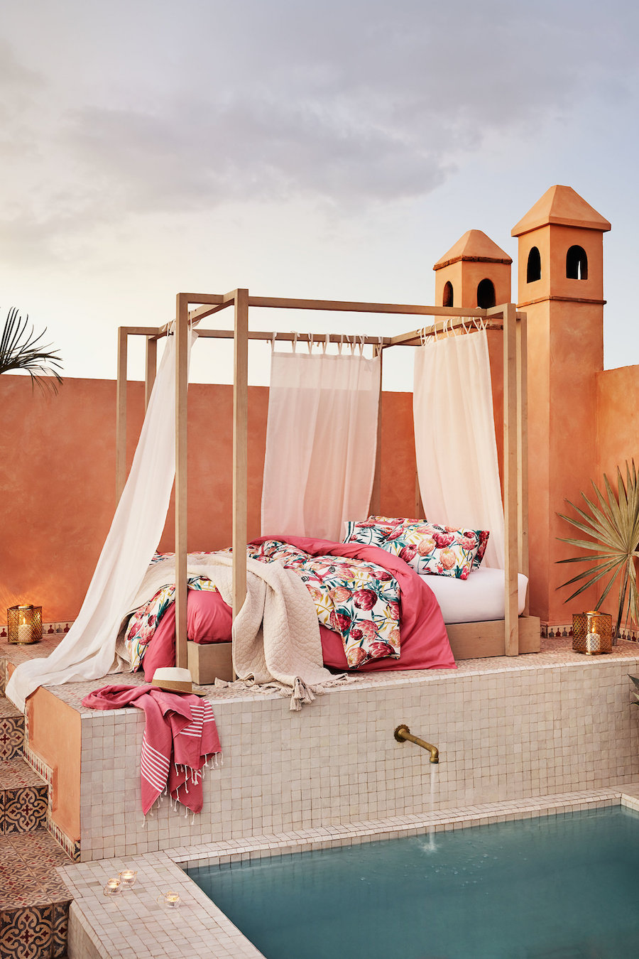 H&M Home Releases Moroccan Inspired Summer Collection