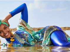 Halima Aden Stands by Burkini Sports Illustrated Cover Through Criticism