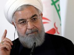 "Iran's President Hassan Rouhani Calls White House ""Mentally Retarded"""