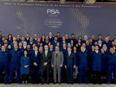 King Mohammed VI Chairs Inauguration of PSA Group's Kenitra Automotive Plant