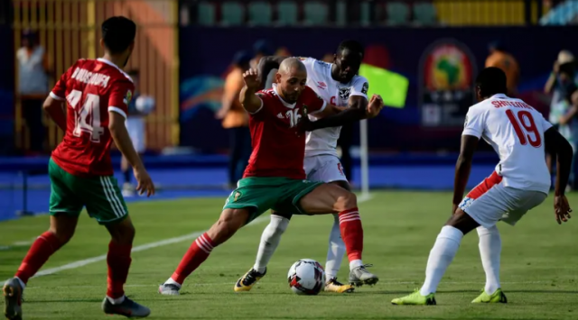 Late-Minute Own Goal Gives Morocco Good Enough Start in CAN 2019