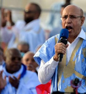 Mauritania's Ruling Party Wins Presidential Election, Opposition Rejects Results