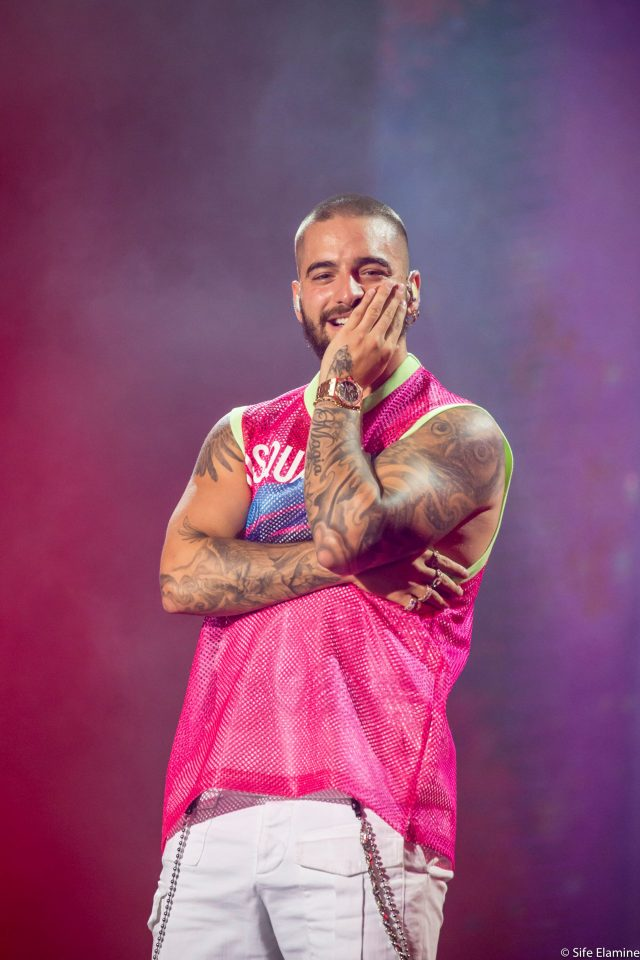 Mawazine 2019: 200,000 People Attend Karol G and Maluma's Performance