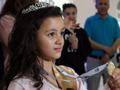 Moroccan 9-Year Old Firdaous Bouzeryouh Wins the Arabic Reading Challenge in Germany