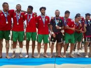 Morocco Ranks First in African Beach Games in Cape Verde