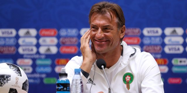 Herve Renard: Every Game Against Ivory Coast is Difficult