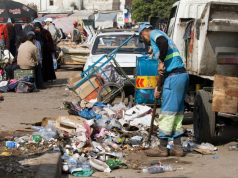 The city of Casablanca will pay the Derichebourg and Averda for waste collection on an annual basis, rather than per tonnage.