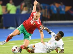 Nordin Amrabat: 'We Want to Focus on the Players who are Here'