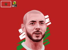 Nordin Amrabat: The Darling of Moroccan Football Fans