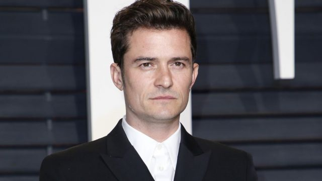 Orlando Bloom Shows off Mounted Display of his Moroccan Dog's Skeleton