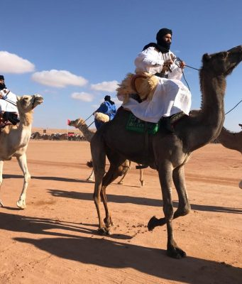 The 2019 Tan-Tan Moussem was a vivid tribute to nomadic and saharan practices as well as a patriotic celebration of Moroccan cultural identity in the region.