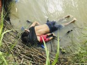 Photo of Father and Daughter Drowned at US Border Causes Shock Waves