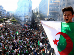 HRW: Algerian Government Cracking Down on Protests In a Bid to Maintain Power