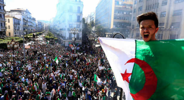 Algerian Constitutional Council Cancels July 4 Election Amid Unrest