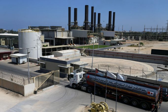 Qatar Makes Plans for Gaza Power Line, Further Aid for Palestinians