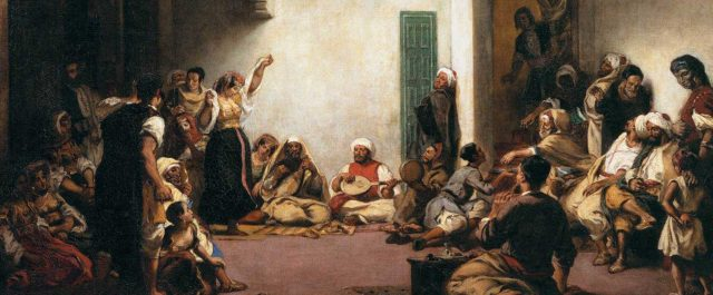 Rabat to Host Exhibition of French Artist Eugene Delacroix in 2020