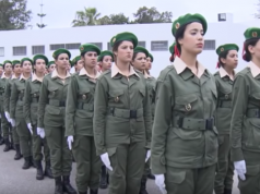 Record Numbers of Moroccan Women Sign-Up for Military Service